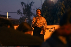 """One student occupier opens the discussion with a stirring speech meant to provide perspective to the ongoing struggle. Highlighting a critical aspect of rising costs of education in the country, she said, """"While the 1991 liberalisation drive was termed as 'reform', it was hardly so. It only discouraged an entire generation of hitherto conservative Indian families who had just begun sending their daughters for higher education, from investing in their children's future. When facing an acute financial crunch, a low-income Indian household would invariably prefer to send their sons (over their daughters) to institutes of higher education. Evidently, the poor is being gradually sidelined from the country's mainstream educational setup."""""""