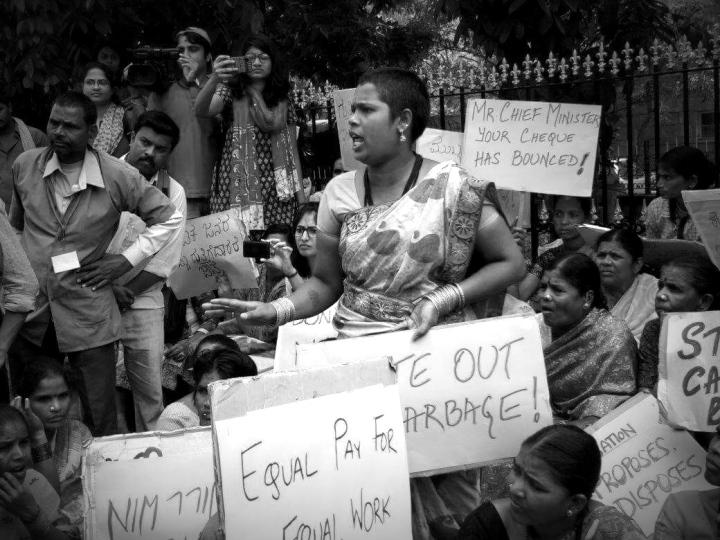 Bangalore Women Protest_2