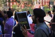 Today, the word 'Azaadi' has taken on a narrow, political connotation. It is being seen as being synonymous to 'separatism' of certain disputed regions in the country. Mere utterance of the word is being perceived as problematic by large sections of the civil society and media.